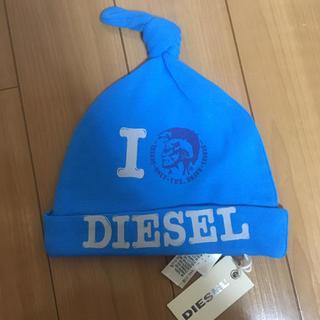 DIESEL - ◆DIESEL KID ディーゼルキッズ ボーイ◆男の子 ビーニーキャップ 帽子