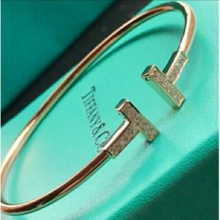 Tiffany & Co. - TIFFANY&CO ブレスレット 18K
