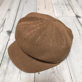アリシアスタン(ALEXIA STAM)の【新品】キャスケット帽(キャスケット)