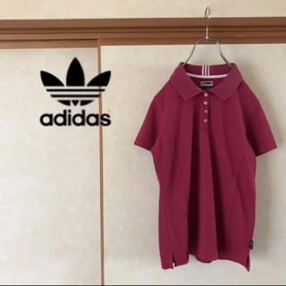 adidas - adidas アディダス CLIMALITE STRETCH 3ラインポロシャツ