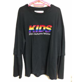 サンシー(SUNSEA)のDAIRIKU ダイリク 18AW ロンT(Tシャツ/カットソー(七分/長袖))