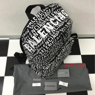 Balenciaga - 新品19AW BALENCIAGA Wheel backpack バックパック