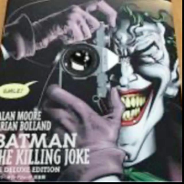 新品 バットマン ジョーカー キリングジョーク アメコミ DC joker 漫画