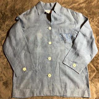 クリスチャンディオール(Christian Dior)のChristian Dior クリスチャンディオール  シャツジャケット(シャツ)