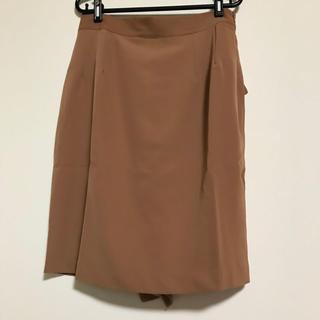 NIGHT ONE スカート(ひざ丈スカート)