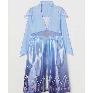 H&M - H&M アナと雪の女王2 アナ雪2 エルサ ドレス 仮装 ディズニー 110