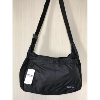 patagonia - パタゴニアLightweight Travel Courier Bag 15L黒