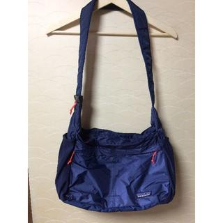 patagonia - パタゴニアLightweight Travel Courier Bag15L 紺