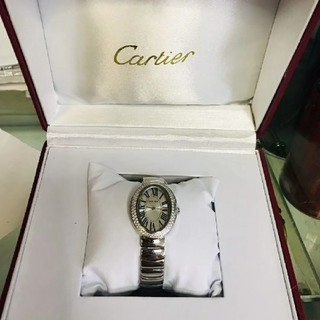 Cartier - cartier レディーズ クオーツ 腕時計