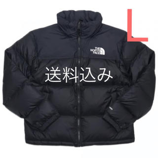 THE NORTH FACE - 【L】THE NORTH FACE ノース 1996 レトロ ヌプシ ブラック