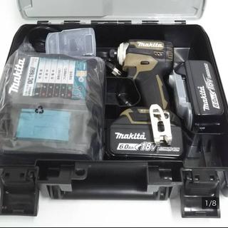 Makita - Makita充電式インパクトドライバ TD171DGXAR