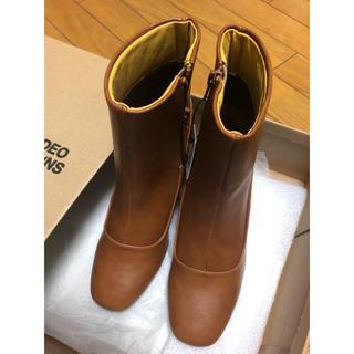 ロデオクラウンズ(RODEO CROWNS)のロデオクラウンズ  ブーツ M新品(ブーツ)