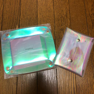SHISEIDO (資生堂) - 資生堂 マキアージュ オリジナル ポーチ トレー ミラー