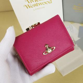 Vivienne Westwood - Vivienne Westwood 財布 折り財布 小銭入れ 大容量 がま口財布