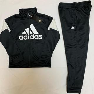 adidas - 新品 adidas アディダス ジャージ 上下 セット 150 パーカー パンツ