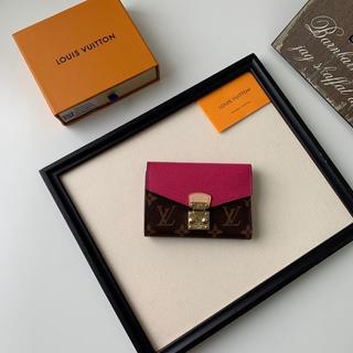 LOUIS VUITTON - レディース ルイlouis.. vuittonヴィトン財布
