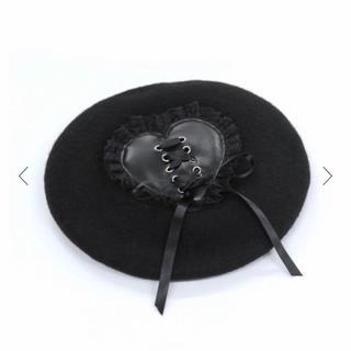 アンクルージュ(Ank Rouge)のベレー帽(ハンチング/ベレー帽)