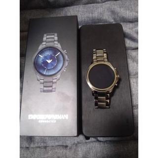 エンポリオアルマーニ(Emporio Armani)のスマートウォッチ iPhone xr セット(腕時計(デジタル))