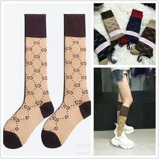 Gucci - [新品] GUCCI ハイソックス 靴下