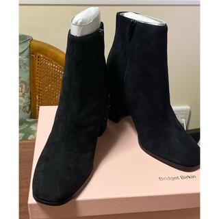 ブリジットバーキン(Bridget Birkin)の新品 ブリジットバーキン ショートブーツ 23.5(ブーツ)