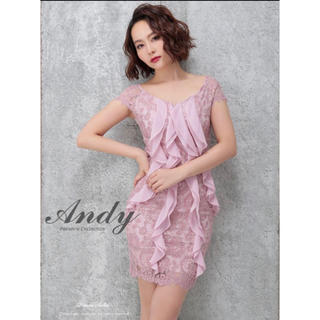 アンディ(Andy)のAndy フリルドレス(ナイトドレス)