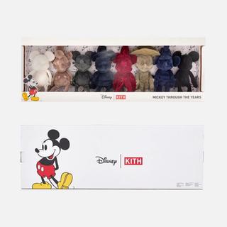 Disney - KITH X DISNEY MICKEY ERA PLUSH ぬいぐるみ