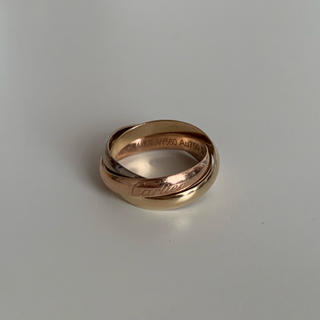 カルティエ(Cartier)のカルティエ トリニティ リング (リング(指輪))