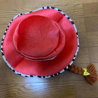 Disney - トイストーリー ジェシー帽子 ディズニーランド カチューシャ