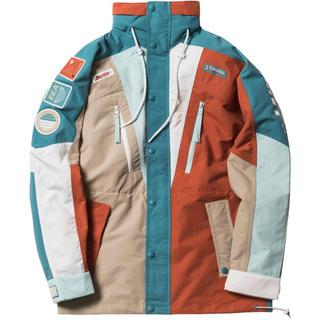 コロンビア(Columbia)のKITH x Columbia Chuting Jacket XXL 美品(ナイロンジャケット)