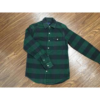 ギャップ(GAP)のGAP ネルシャツ チェックシャツ 長袖シャツ(シャツ)