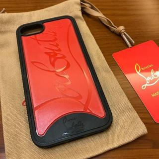 Christian Louboutin - iPhone 8 ケース クリスチャン ルブタ 【国内完売】