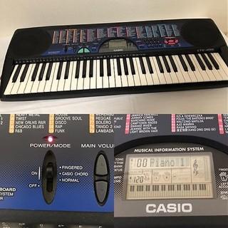 カシオ(CASIO)の【大人気】CASIO/カシオ 電子ピアノ/キーボード CTK-495(キーボード/シンセサイザー)
