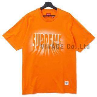 シュプリーム(Supreme)のSupreme Light S/S Top オレンジL(Tシャツ/カットソー(半袖/袖なし))