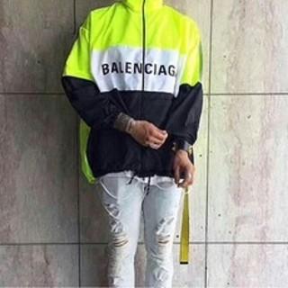 バレンシアガ(Balenciaga)のBALENCIAGA ナイロンジャケット男女兼用(ナイロンジャケット)