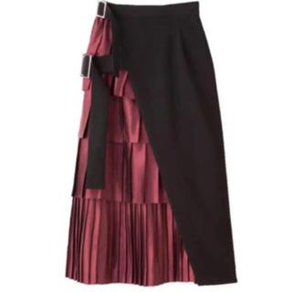 PAMEO POSE - UN3D. ラップスカート