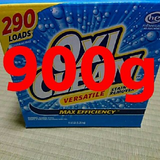 コストコ(コストコ)のコストコ購入のオキシクリーン 900g(洗剤/柔軟剤)