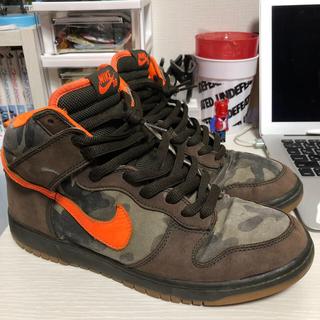 NIKE - Nike SB Dunk High BRIAN ANDERSON