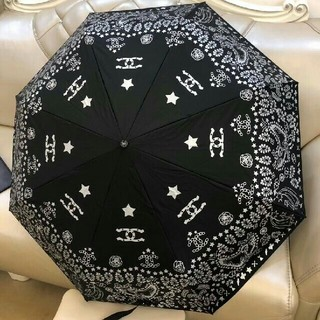 CHANEL - 新品 折りたたみ傘