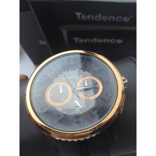 Tendence - Tendence(テンデンス)ガリバー ラウンドブラック×ローズゴールド