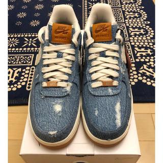 NIKE - 国内正規品 NIKE AIR FORCE 1 LOW Levi's BY YOU