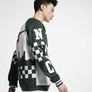 NIKE - 新品タグ付 ACG New York Cityスウェットシャツ Mサイズ