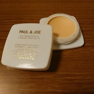 ポールアンドジョー(PAUL & JOE)の☆PAUL & JOE☆エクラタン  ジェル  ファンデーション  used(ファンデーション)