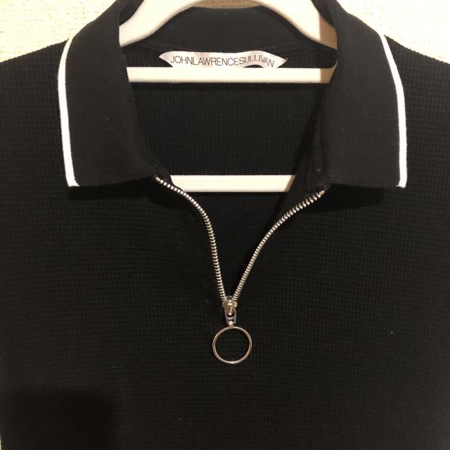 JOHN LAWRENCE SULLIVAN(ジョンローレンスサリバン)のjohn lawrence sullivan ポロシャツ  メンズのトップス(ポロシャツ)の商品写真