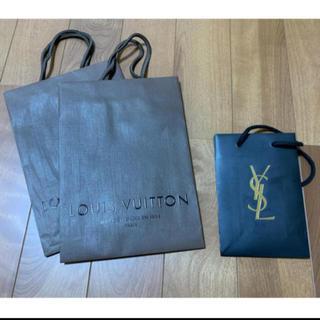 ルイヴィトン(LOUIS VUITTON)のルイヴィトン イヴ・サンローラン ブランド袋(ショップ袋)