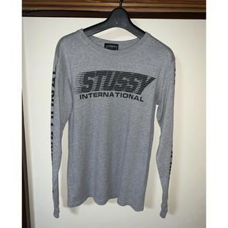ステューシー(STUSSY)のstussy ロングTシャツ(Tシャツ(長袖/七分))