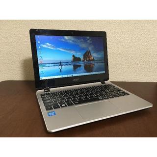 エイサー(Acer)のAcer Aspire E3-111/Intel/4G/120G/11.6Inc(ノートPC)