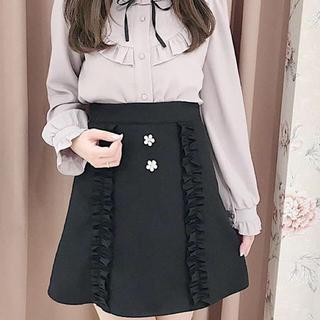 evelyn - evelyn スカート ブラック