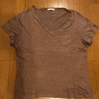 COMOLI - ITTY-BITTY グラフペーパー オーラリー Tシャツ