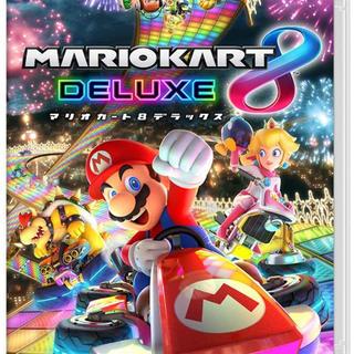 Nintendo Switch - マリオカート8デラックス  新品未開封