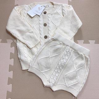 ZARA KIDS - ニットセットアップ 韓国子供服 韓国子供服こども服 セーター